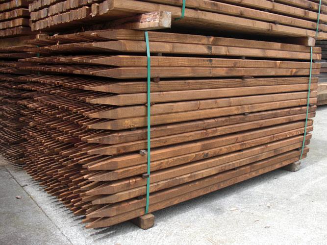 Ecotraviesas traviesas ecol gicas madera exterior - Autoclave para madera ...